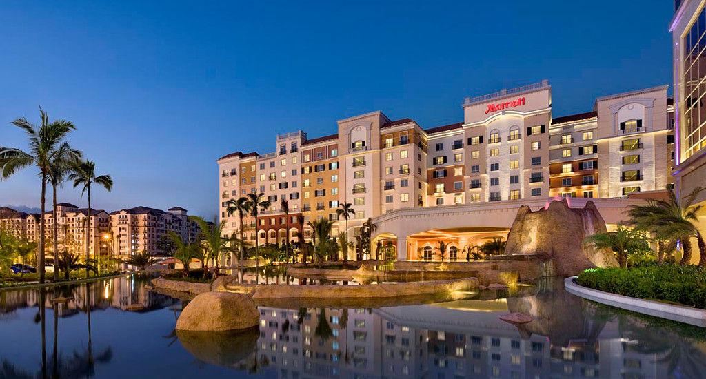 Marriott Hotel, Manila