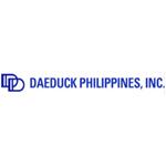 DAEDUCK PHILIPPINES, INCORPORATED